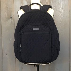 Vera Bradley Backpack Navy Blue